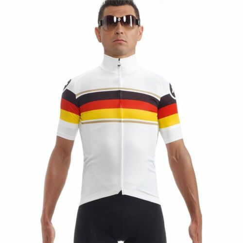 Assos SS.Neo Pro Cycling Jersey Germany Size Large