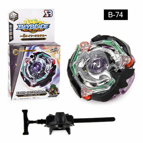 Beyblade With Launcher and Box Burst Beyblade Spinning Starter Top Fight Toy