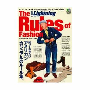 Lightning-Extra-Vol-130-Rules-of-Fashion-American-Casual-Magazine