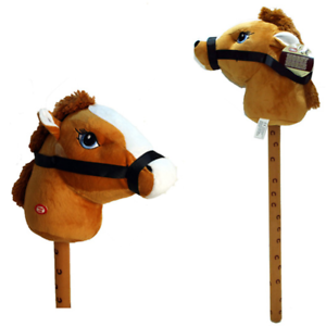 Kids-Hobby-Horse-Galloping-Neighing-Sounds-Girls-Pony-Pretend-Play-Toy-Horse