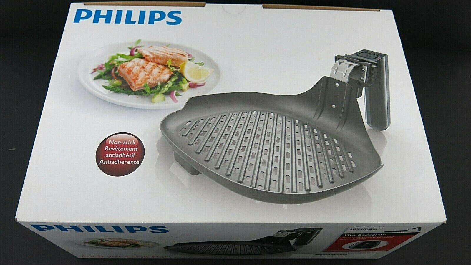 Philips Xxl Non Stick Airfryer Grill Master Kit For Sale Online Ebay