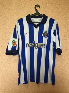 huge selection of 5a74c 122eb Details about FC Porto 2002/2003 HOME FOOTBALL SHIRT JERSEY MAGLIA CAMISETA  NIKE