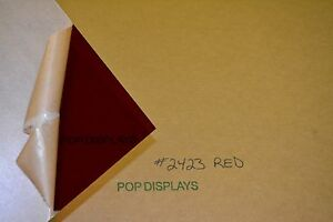 POP-DISPLAYS-SAMPLE-OF-COLOR-2423-RED-ACRYLIC