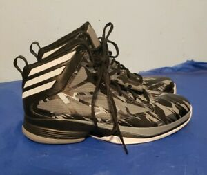 veneno en frente de Frustración  Adidas Men Sprint Web High Top Basketball Shoe Size 8 | eBay