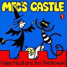 Meg's Castle (Meg y adjudica) por Jan pienkowski, Helen Nicoll, Libro Nuevo