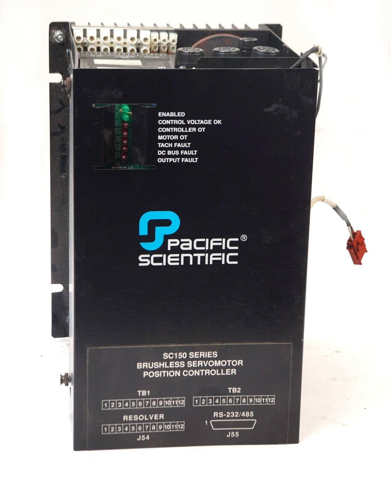 Pacific Scientific SC150