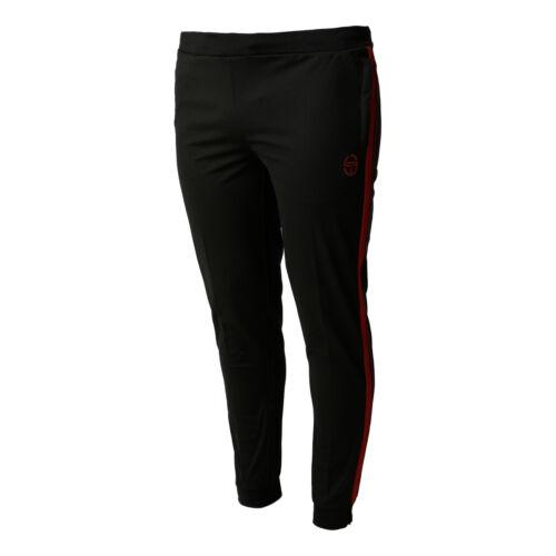 Sergio Tacchini Herren Young Line Pro Pants  Trainingshose schwarz NEU