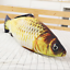 Funny 3D Pillow Big Fish Perch Carp Pets Toy Cushion Kids Toy Home Decor Gifts