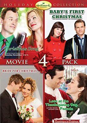 Hallmark Holiday Collection 4 (Christmas Song/Baby's First Christmas/Bride for