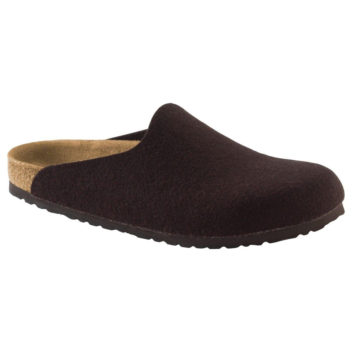Birkenstock Amsterdam Wollfilz Clogs Schuhe 1001491 Pantoletten Weite normal
