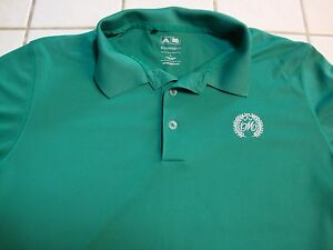 Details zu ADIDAS GOLF PUREMOTION CLIMALITE GREEN POLO SHORT SLEEVE SHIRT MENS SIZE LARGE