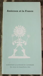 1971 ✤ Andersen & La France ✤ Catalogue D'exposition / Paris Qehjjtry-07175810-419175726