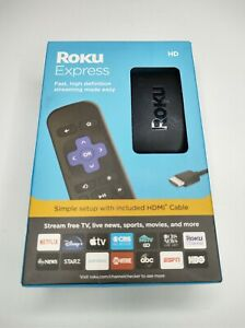 Roku-3930R-Express-HD-Streaming-Media-Player-2020-Black-Just-used-a-little-bit