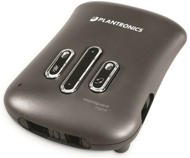 Plantronics DM15 VistaPlus Amplificateur (39380-01)
