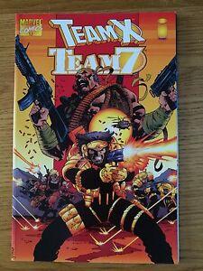 Team X  Team 7  MarvelImage - Salisbury, United Kingdom - Team X  Team 7  MarvelImage - Salisbury, United Kingdom