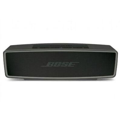 BOSE SOUNDLINK MINI Series ii BLUETOOTH SPEAKER with Speakerphone - CARBON BLACK