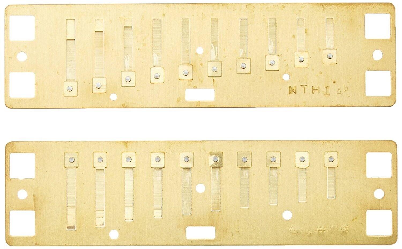 Lee Oskar Reed Plates Major A Flat