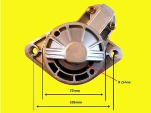Anlasser-KUBOTA-6C14059210-6C14059211-6C14059212-B1700-B1710-B1830-B2400-B2410