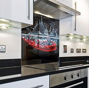 Splashback-paraspruzzi-paraschizzi-cucina-pannello-PEPERONCINO-ASTRATTO-NERO