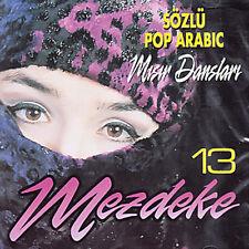 MEZDEKE 13 -MEZDEKE SÖZLÜ POP ARABIC BAUCHTANZ