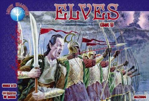 Alliance 72004 Elves - 1//72  scale Set 1 Fantasy Series