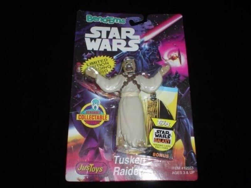 Star Wars Tusken Raider Bend Ems Figure 1994 Sealed