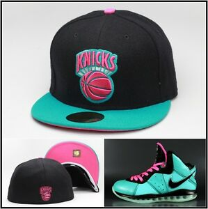 New-Era-New-York-Knicks-Fitted-Hat-Cap-Designed-For-Lebron-8-South-Beach-11-x-9