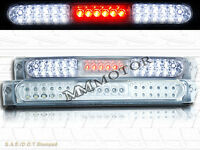 1997-2003 Ford F150 3rd Third Brake Lights With Cargo Lights Led Chrome