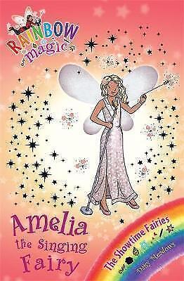 Amelia the Singing Fairy: The Showtime Fairies Book 5 (Rainbow Magic), Meadows,