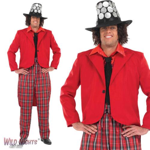 MENS 70/'S POP LEGEND FANCY DRESS COSTUME