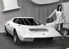 Lancia Stratos HF **Prototype** --  HPI #8448 Resin 1/43