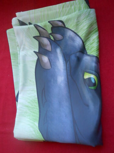How to train your dragon Toothless pillow case Dakimakura 50x150cm  N360