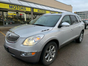 2010 Buick Enclave, AWD, Leather, Sunroof, Mint, Camera, 8 Pass