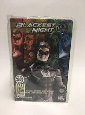 DC Direct 2010 SDCC Exclusive Blackest Night Black Lantern Hal Jordan Universe