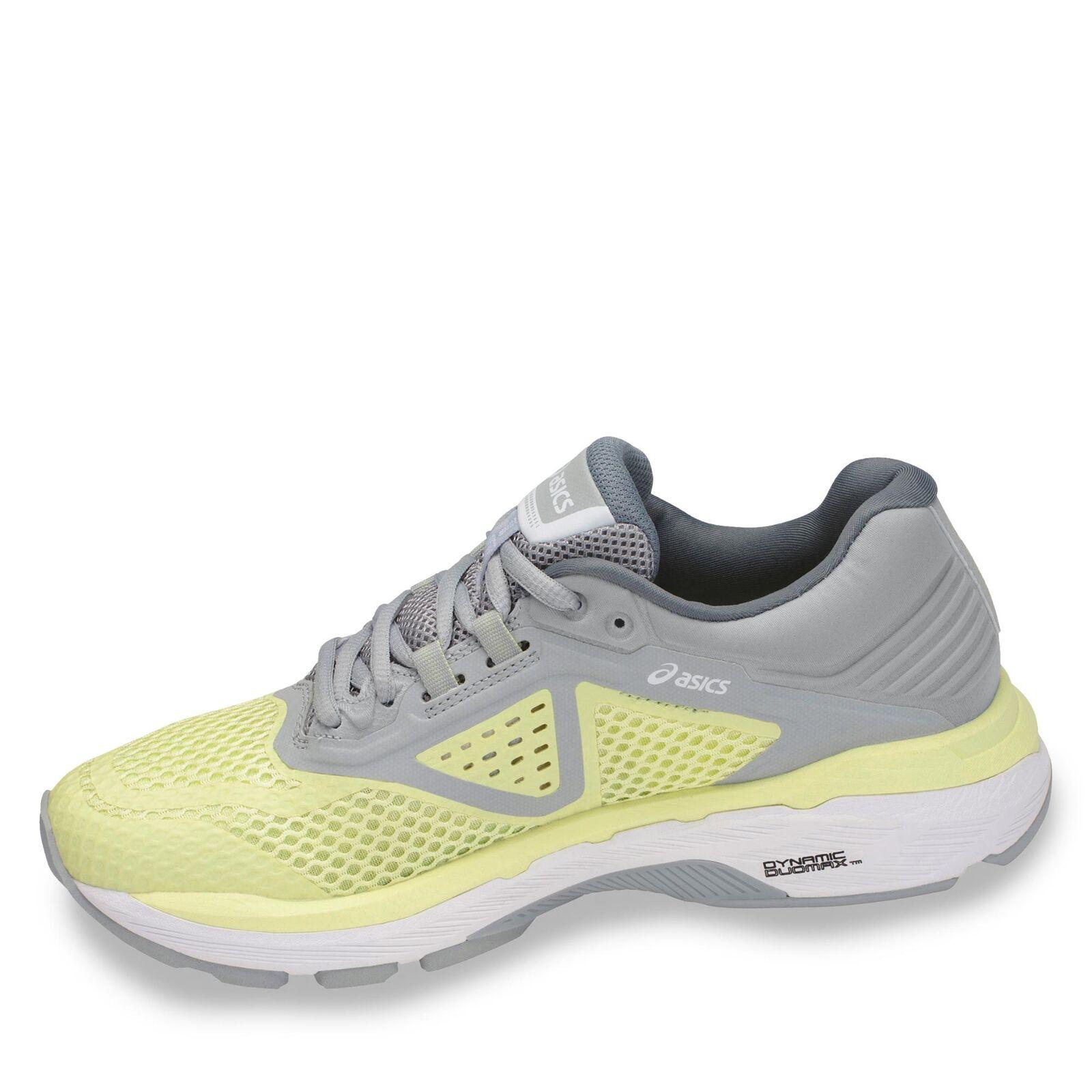 Asics GT-2000 6 Damen Laufschuh Sportschuh Streetrunning-Schuh Schuhe gelb grau