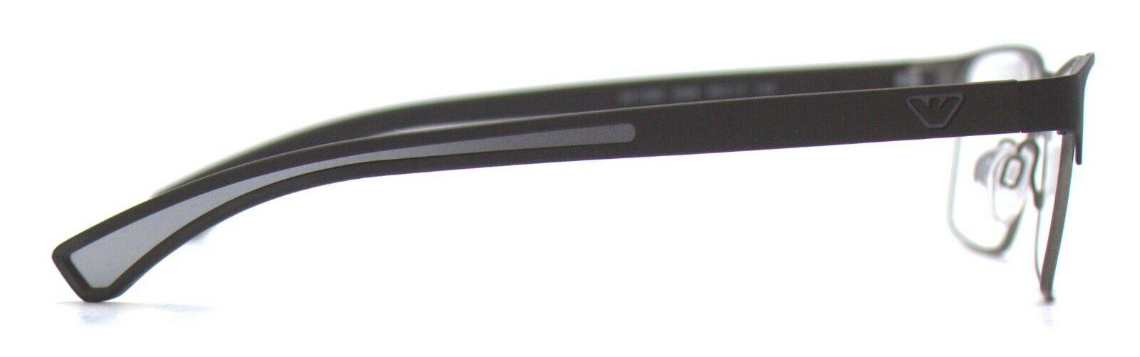 Emporio Armani Herren Brillenfassung EA1052 3094 53mm schwarz matt BO13 2 B