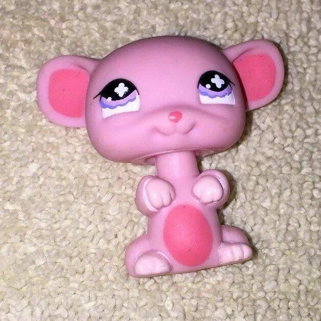 Littlest Pet Shop 633 Pink Mouse For Sale Online Ebay