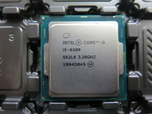 Intel Quad Core i5-6500 3.2GHz SR2L6 6MB SmartCache// 8 GT//s DMI3 LGA1151 CPU