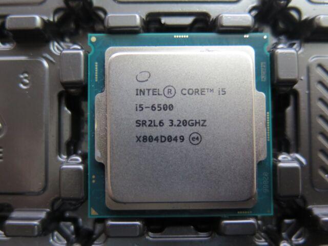 Intel Quad Core i5-6500 3.2GHz SR2L6 6MB SmartCache/ 8 GT/s DMI3 LGA1151 CPU