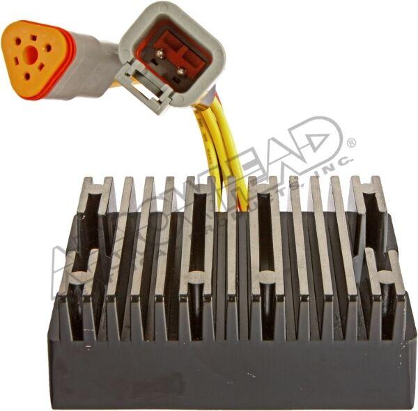 Spannung Regler Gleichrichter Custom 3D Di GTX 4-TEC 278001969 Arrowhead Asd6001