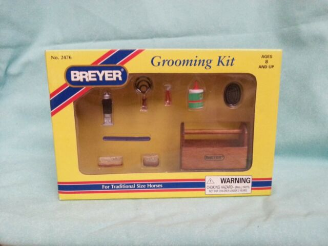 how to make a breyer grooming kit