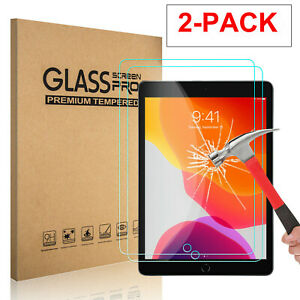 2x-Tempered-Glass-Screen-Protector-For-iPad-9-7-10-2-7th-5th-6th-Mini-4-Air-Pro