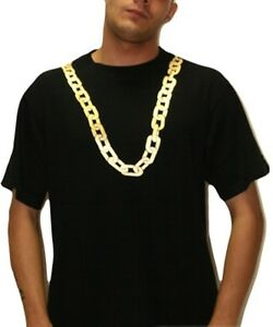 Hip hop goldkette  T-SHIRT Hip Hop Goldkette * Old School DJ Public MC * Rap Music ...