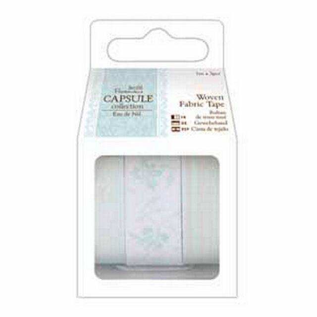 Papermania 1m Fabric Tape (3pcs) - Capsule Collection - Eau De Nil