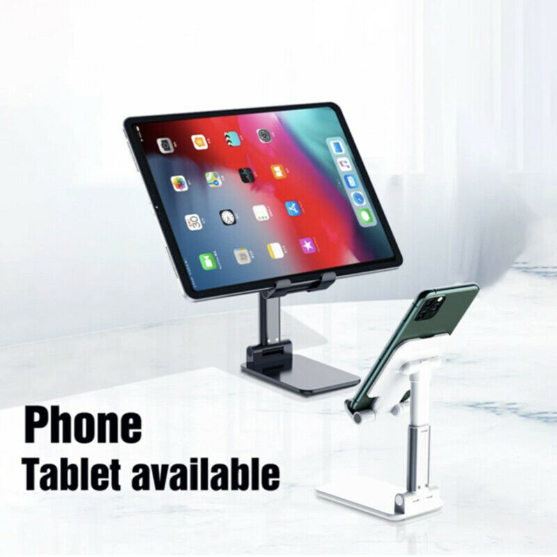 Ergonomic Collapsible Adjustable Cell Phone Stand
