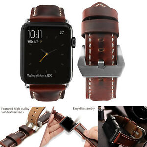 PASBUY-79B-Genuine-Leather-Strap-Metal-Buckle-Band-for-Apple-Watch-Series-3-2-1