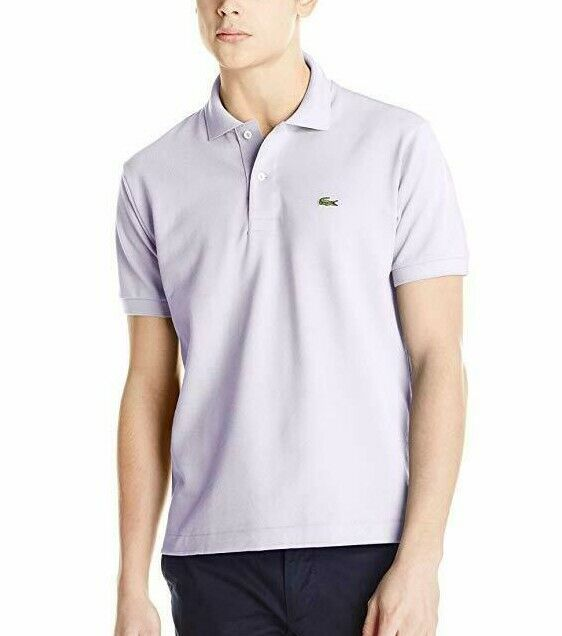 Lacoste Men/'s Short Sleeve Pique L1212 Classic Fit Polo Shirt