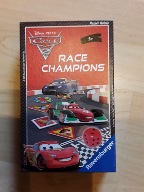 Ravensburger 23329 - Disney Cars 2: Race Champion - Mitbringspiel ... sehr gut