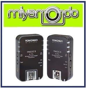 Yongnuo-YN-622C-Mark-II-Wireless-TTL-Flash-Trigger-For-Canon-YN622C