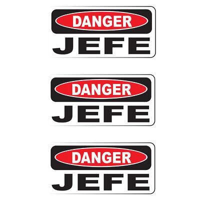 "Danger 1.21 Jiggawatts Printed Sticker HardHat Sticker 3 Pack size: 2/"" x 1/"""
